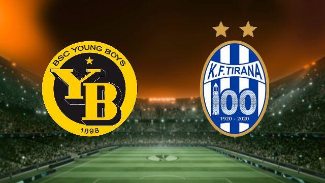 Young Boys - KF Tirana