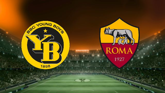 1re journée: Young Boys - AS Roma