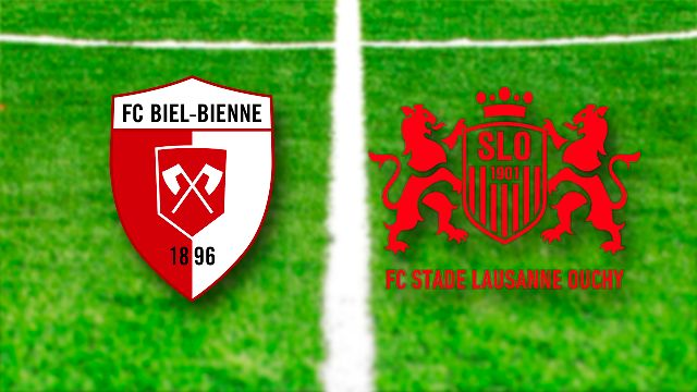 1/8: Bienne - Stade Lausanne-Ouchy