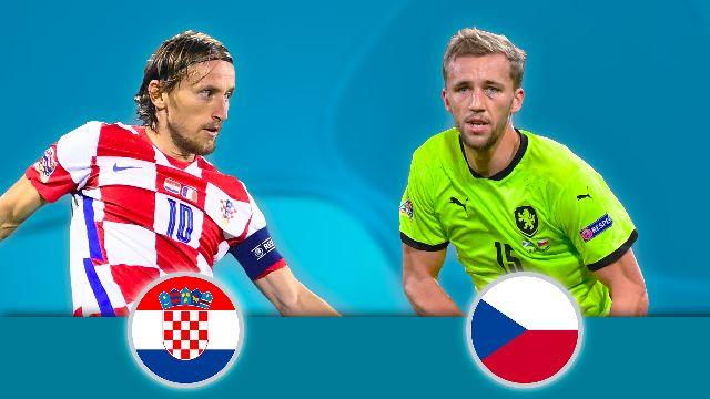 Croatie - République tchèque