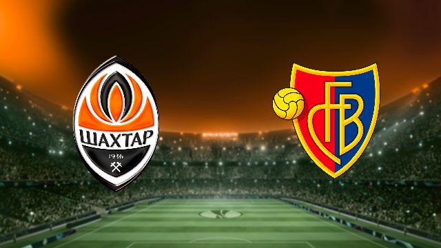 1/4 de finale: Shakhtar Donetsk - Bâle