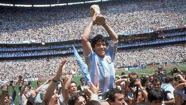 Finale: Argentine - RFA