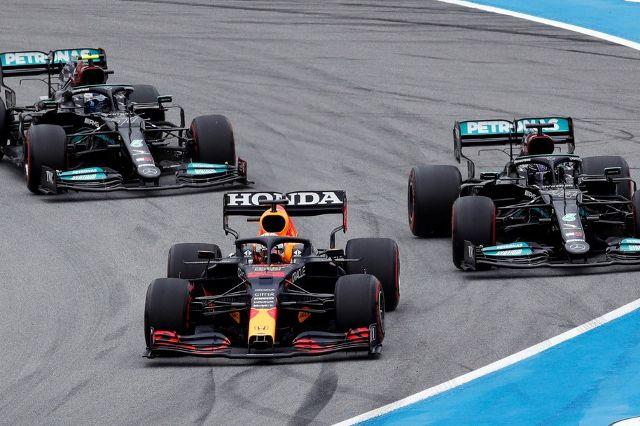 Automobilisme - Formule 1