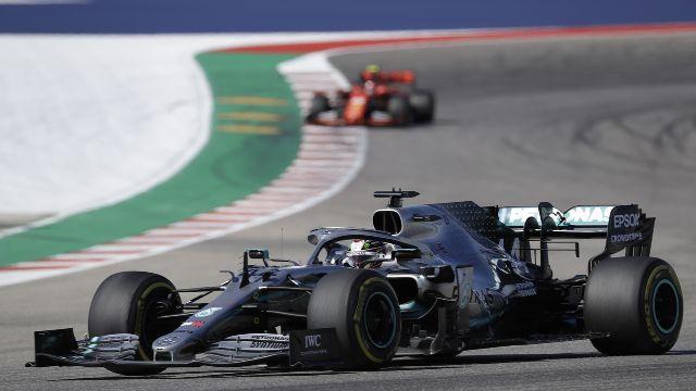 GP d'Autriche: essais qualificatifs