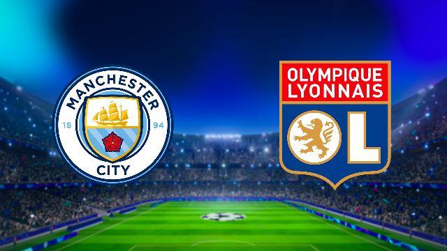 1/4 de finale: Manchester City - Lyon
