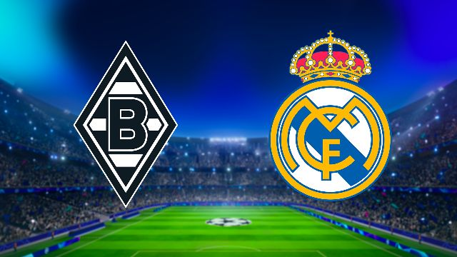 2e journée: B.Mönchengladbach - Real Madrid