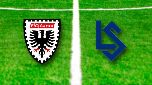 1/8: Aarau - Lausanne-Sport