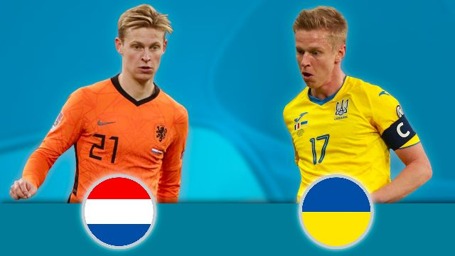 Pays-Bas - Ukraine