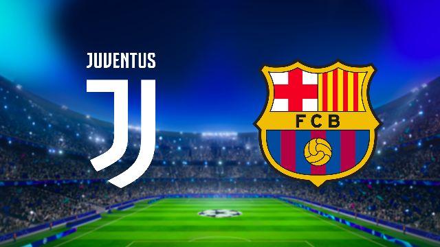 2e journée: Juventus - Barcelone