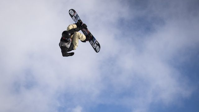 1/2 finale Slopestyle messieurs