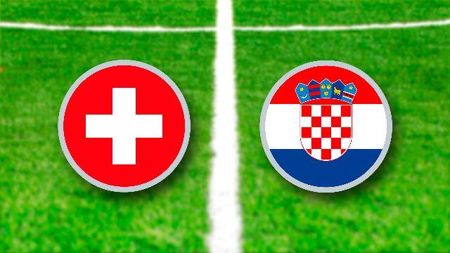 Suisse - Croatie