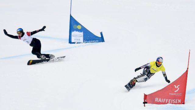 Slalom dames et messieurs