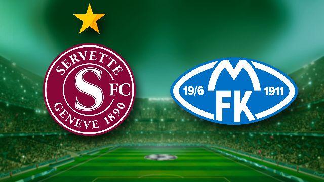 Match retour: Servette - Molde