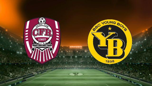 2e journée: Cluj - Young Boys
