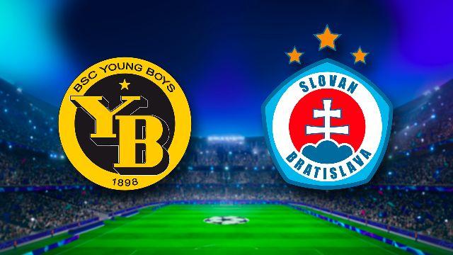 Match retour: Young Boys - Slovan Bratislava