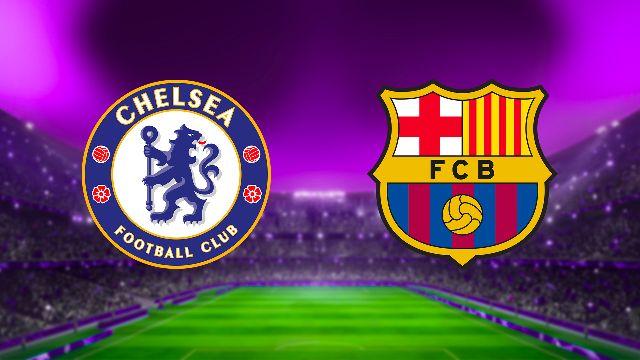 Finale: Chelsea - Barcelone