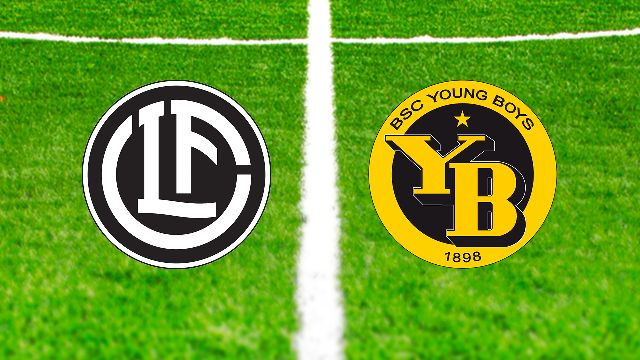 6e journée: Lugano - Young Boys