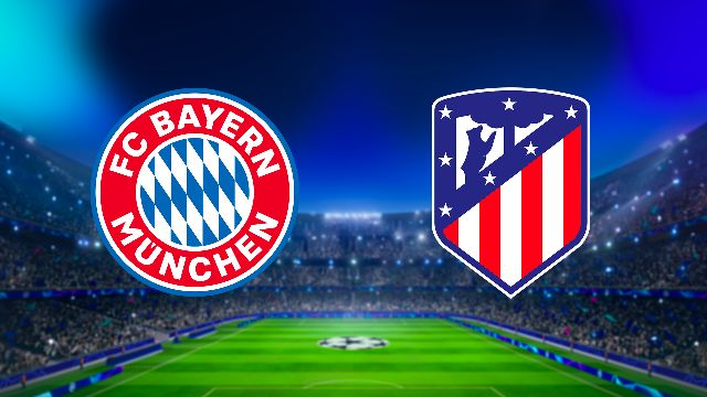 1re journée: Bayern Munich - Atlético Madrid