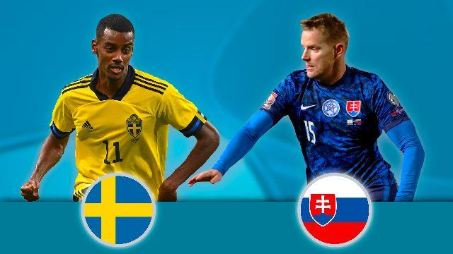 Suède - Slovaquie
