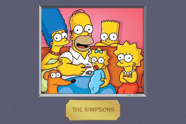 Les Simpson - Saison 26 (13/22) Grand et fort